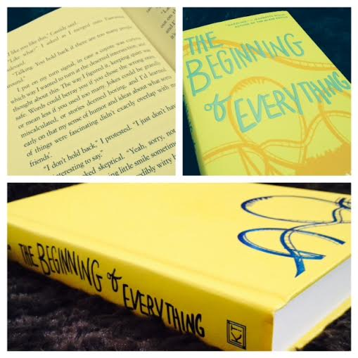 Book Quote The Beginning Of Everything Words Have The Power