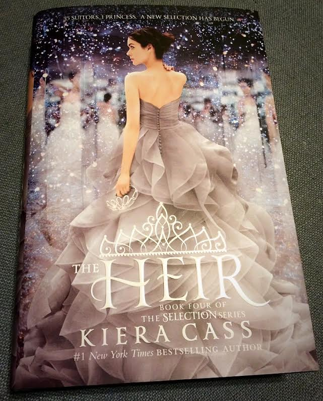 read happily ever after kiera cass pdf